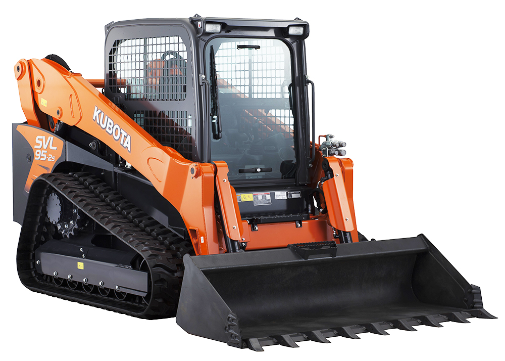 Kubota Compact Track Loaders 0.9% p.a Interest Rate